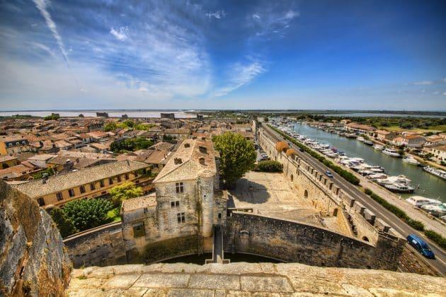 Les 9 plus beaux villages de Camargue