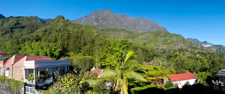 Visiter Hell-Bourg à l'Île de la Réunion