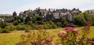 Visiter Salers dans le Cantal