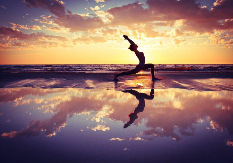 Faire du yoga à Biarritz