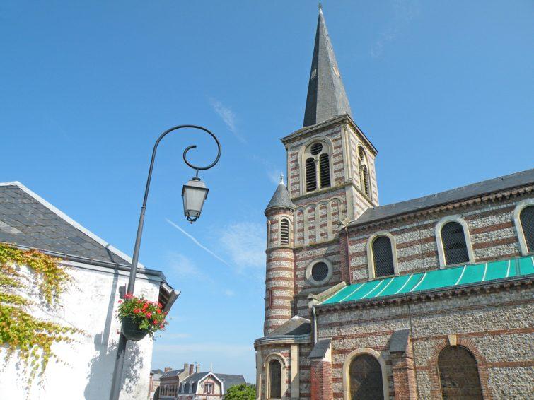 Visiter Yport et son église