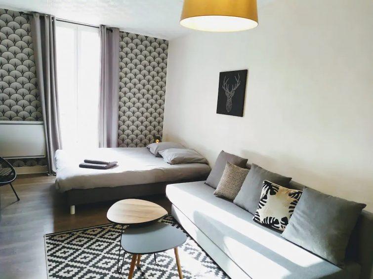Gites Dieppe Mer Studio 3
