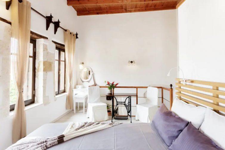 Renovated Corner House Hideaway of Authentic Venetian Stone