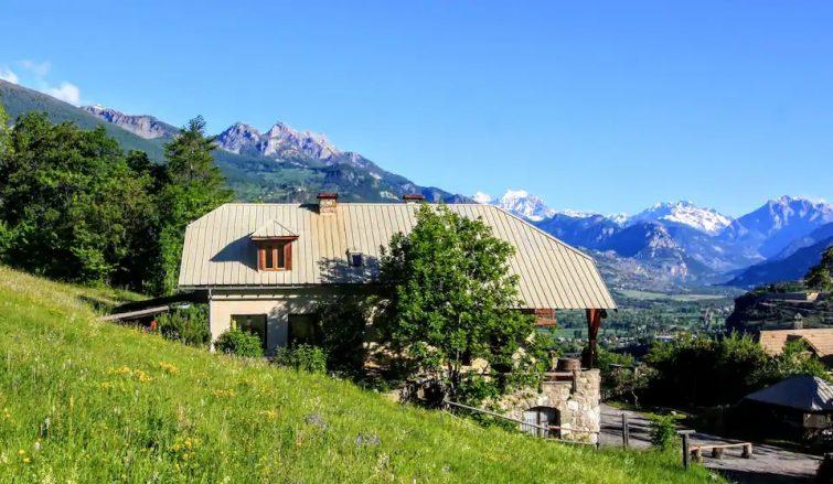 Gîte Le Champignon, Vue panoramique, 3*