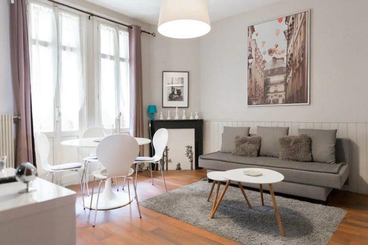 Appt 4 pers#Maison bourgeoise #super séjour# 0-24h