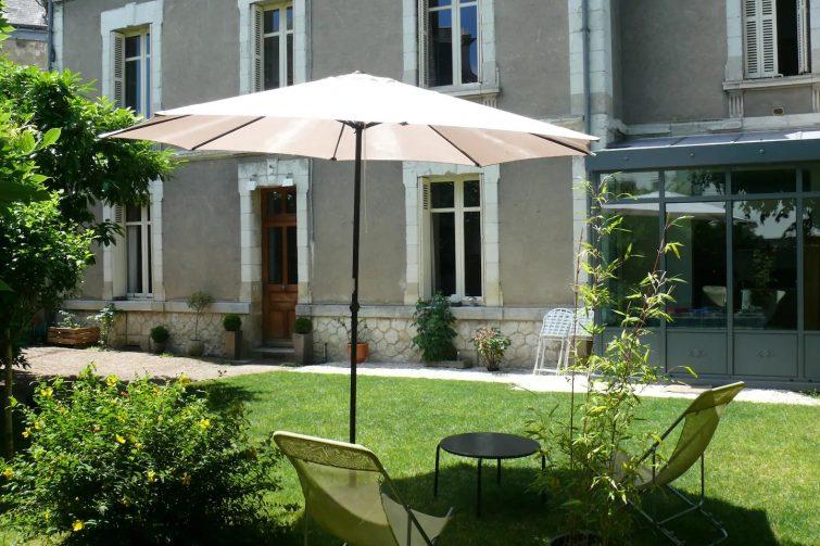 Maison 6/7 pers TOURS avec jardin - idéal famille! - Airbnb Tours