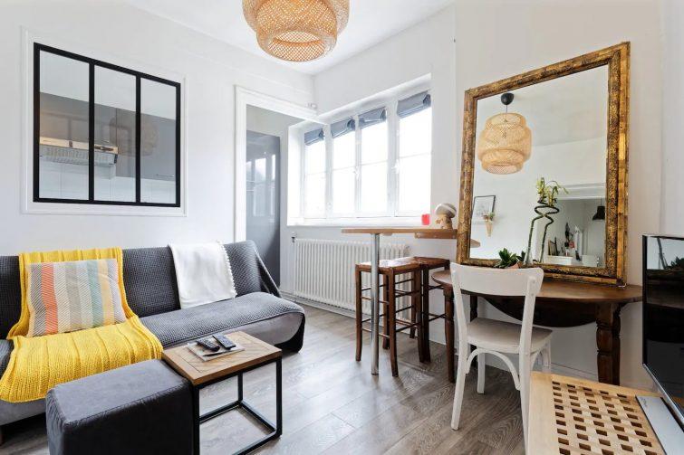 airbnb Trouville-sur-Mer / Appartement au coeur de Trouville
