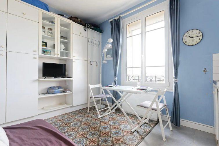 airbnb Trouville-sur-Mer / F2 lumineux et cosy, plage et gare à 5 min à pied.