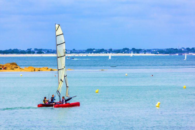 Sports nautiques Quiberon
