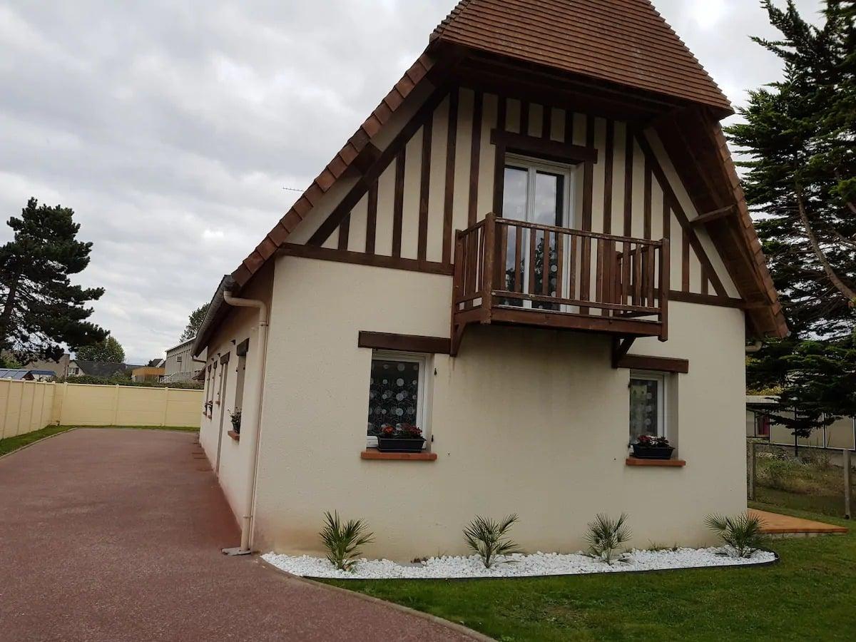 Villa entièrement rénovée Ouistreham