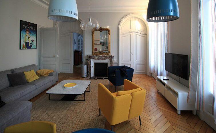 Appartement design centre ville