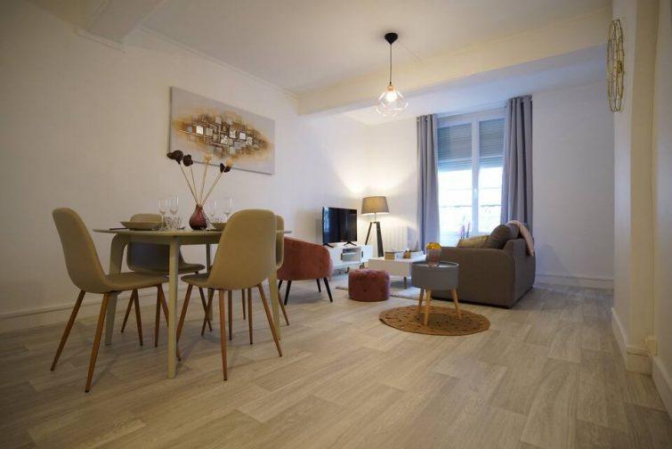 Dieppe centre-plage : La Casa de Dieppe ❤️ NEW ❤️