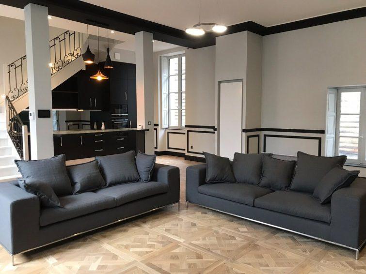 appartement rempli d'histoire orléans