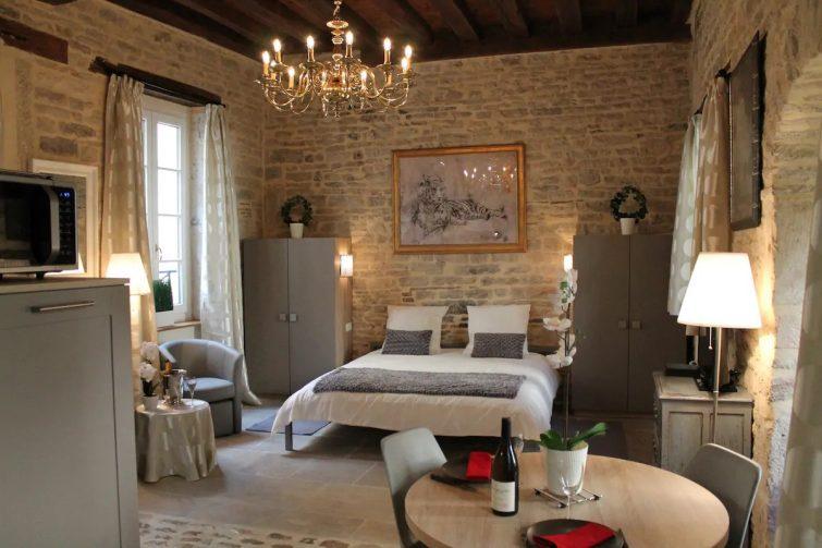 Beaune Paradis le Petit Bonheur Plein Centre - airbnb Beaune