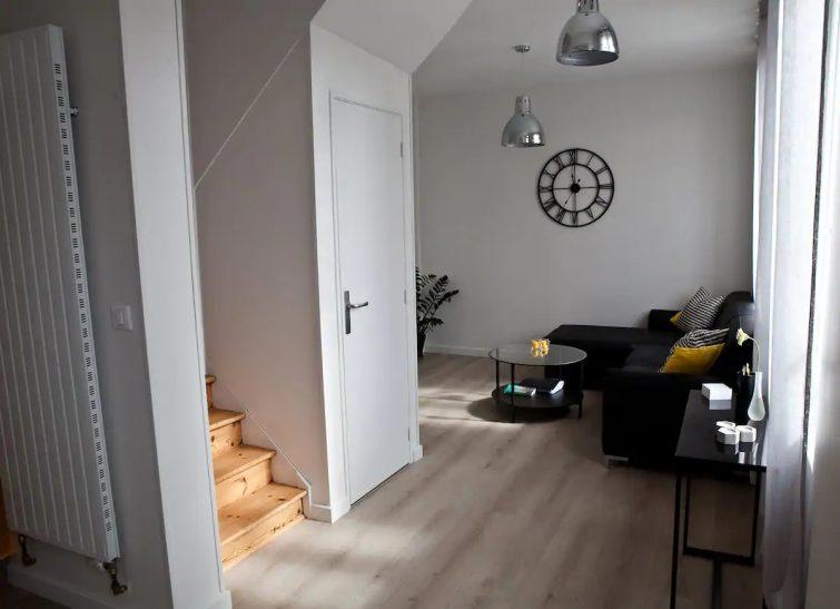 Duplex cosy avec jardin Dieppe