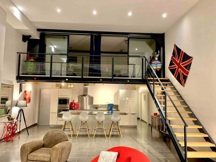 Airbnb 4 Troyes