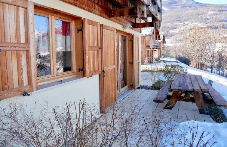 Chalet Les Marmottes - Risoul village