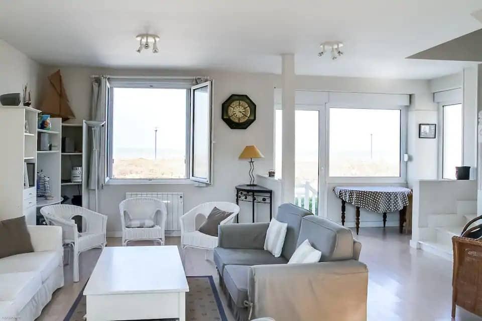 Villa en front de mer - Airbnb Ouistreham