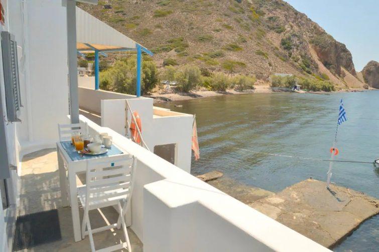 Lefteris Home - Airbnb Milos