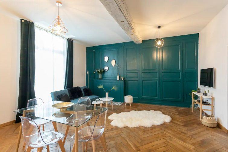 LE CARPE DIEM- 80 m2 -Quartier Historique Tours !