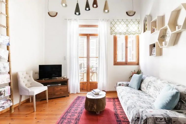 Charming loft in the Old Town