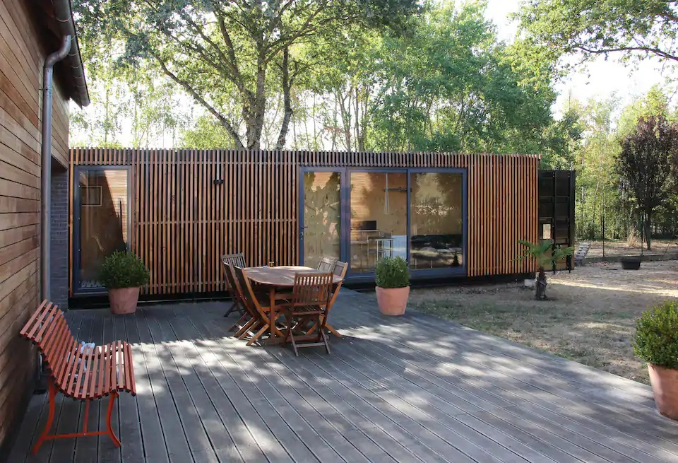 Guest House Container