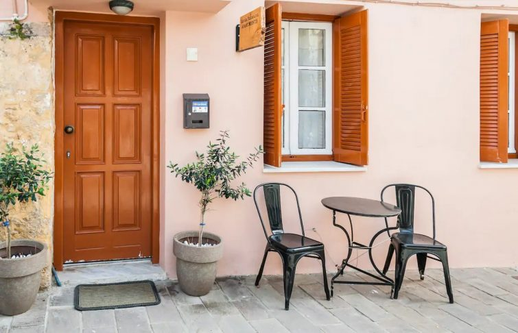Apartment with roof terrace in the old town