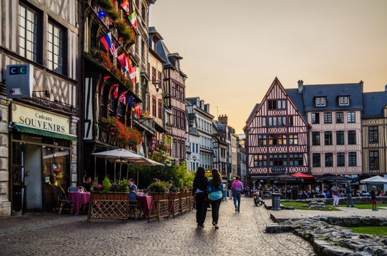 Place du Vieux Marché Rouen