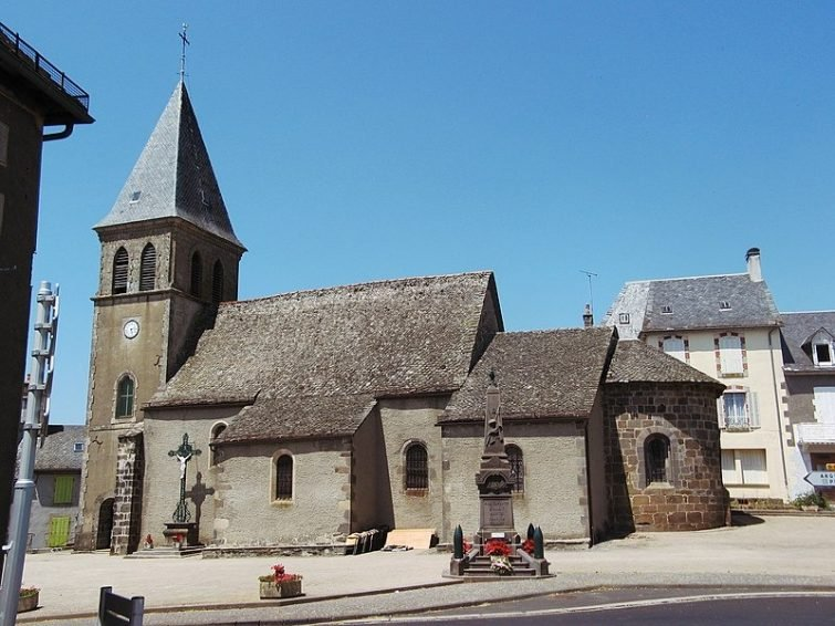 Ally - visiter Cantal