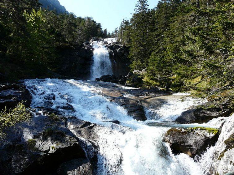 Cascades pyrénées
