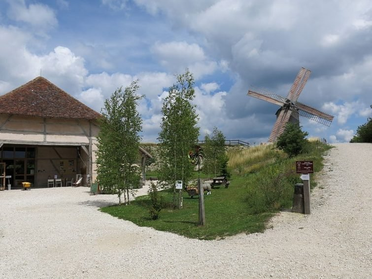 Moulin de Dosches