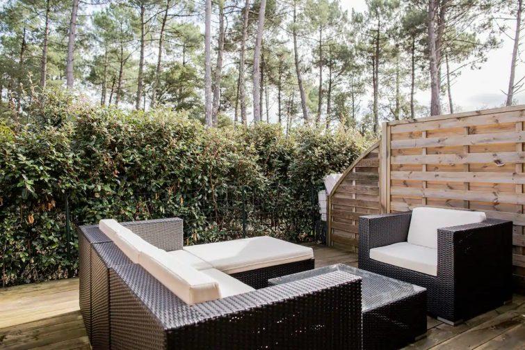 Belle villa-patio à Seignosse plage!