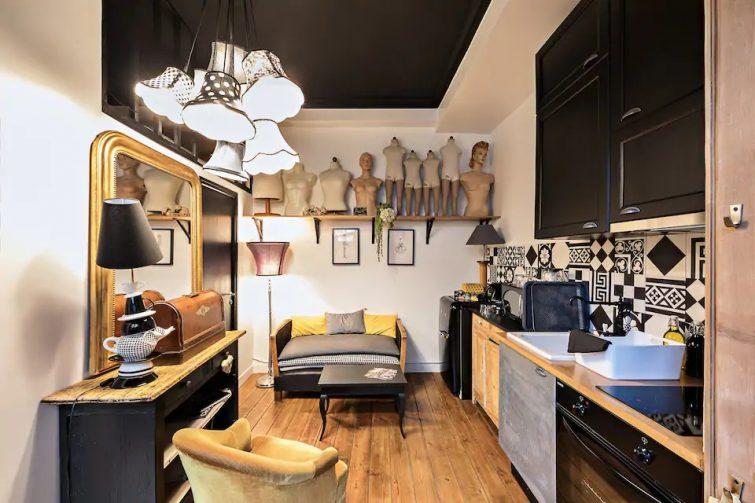 Les Petites Suites Dieppoises - L'Atelier Couture