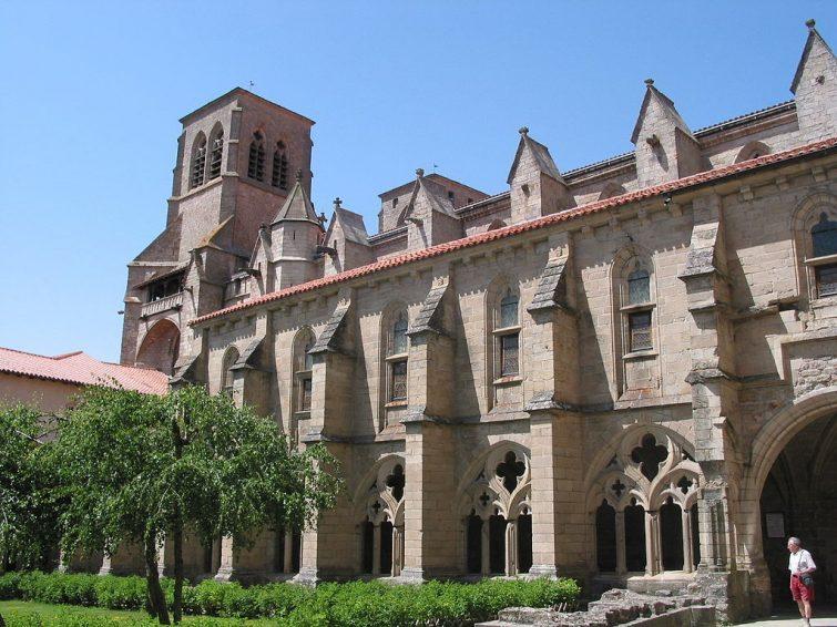 visiter Haute-Loire - Abbaye Chaise Dieu
