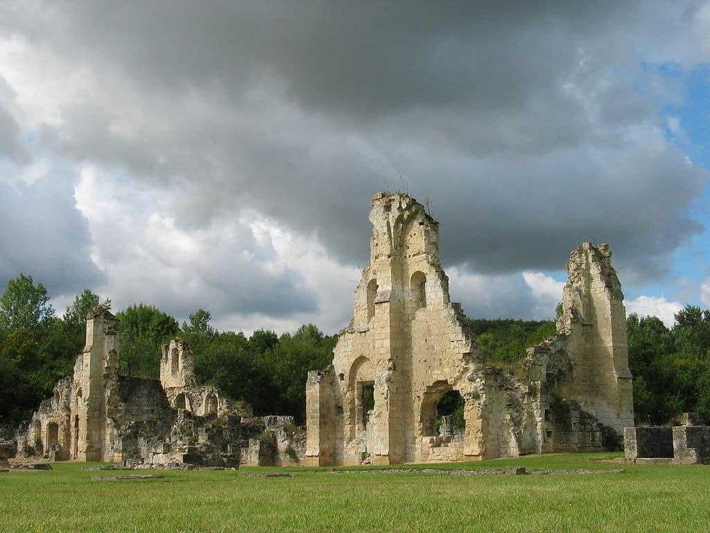 visiter Aisne - Abbaye de Vauclair