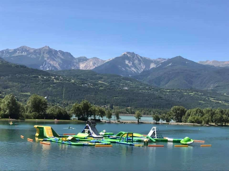 visiter Hautes-Alpes - Aquaparc Embrun