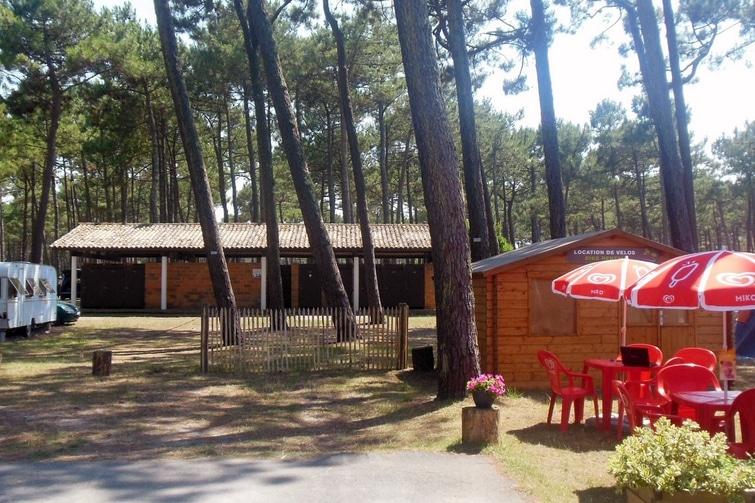 campings Cap Ferret - Camping Bremontier