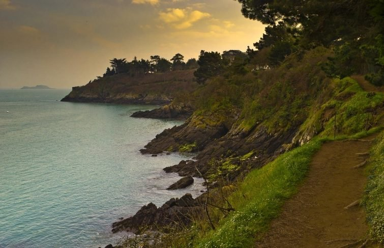 Sentier Cancale