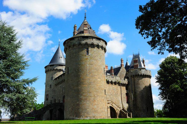 visiter Ille et Vilaine - Chateau Combourg