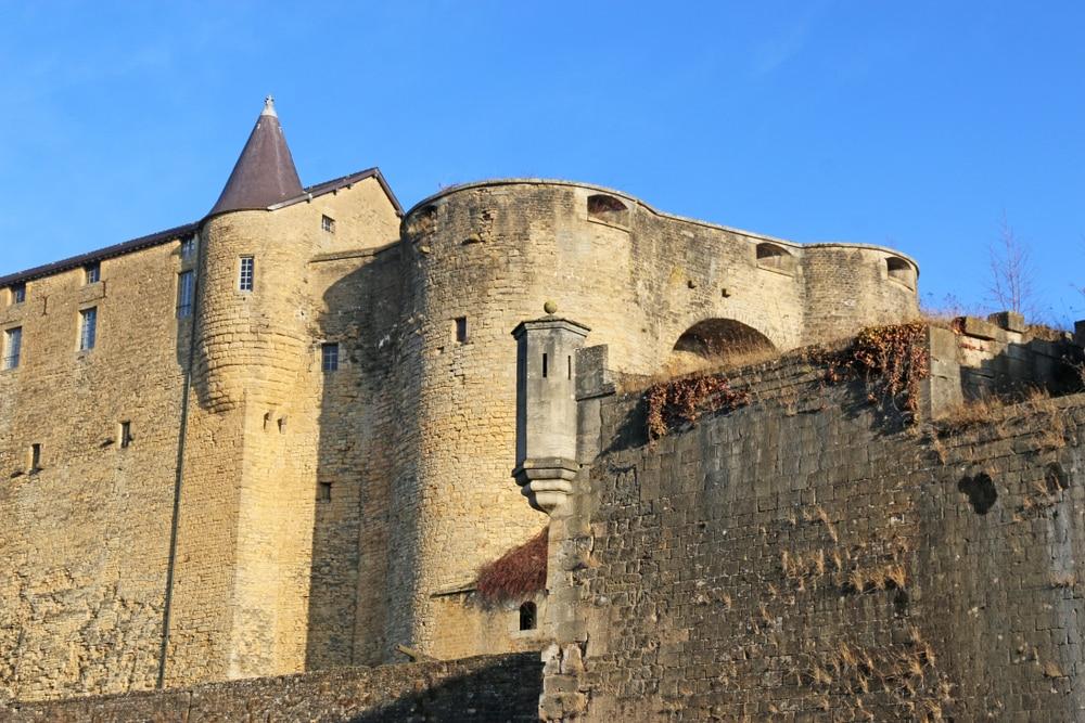visiter Ardennes - Chateau Sedan