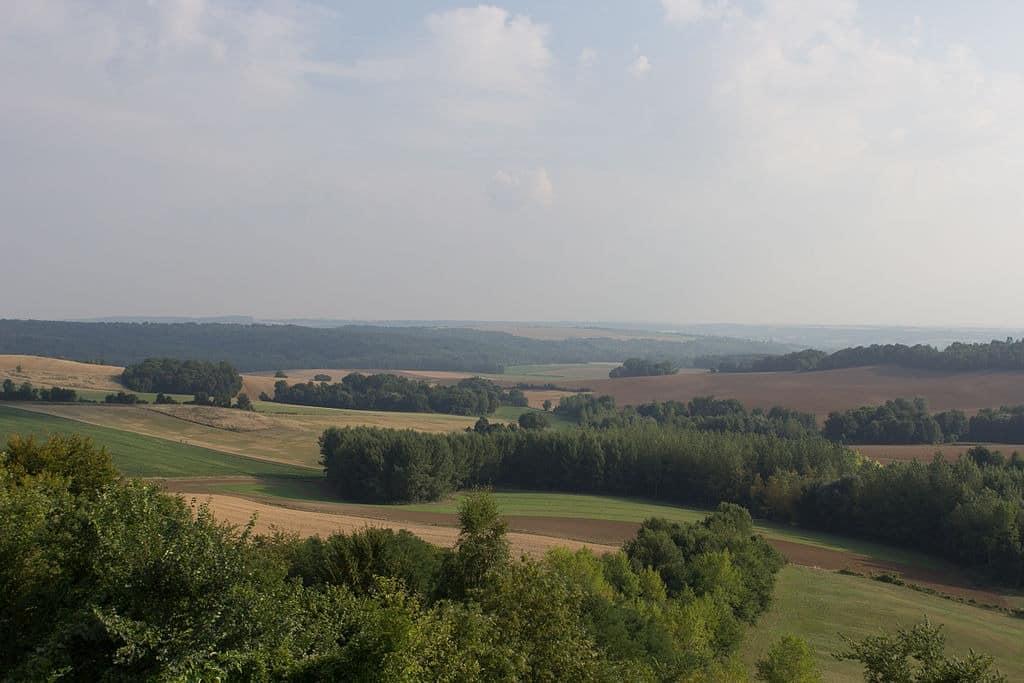 visiter Aisne - Chemin des Dames
