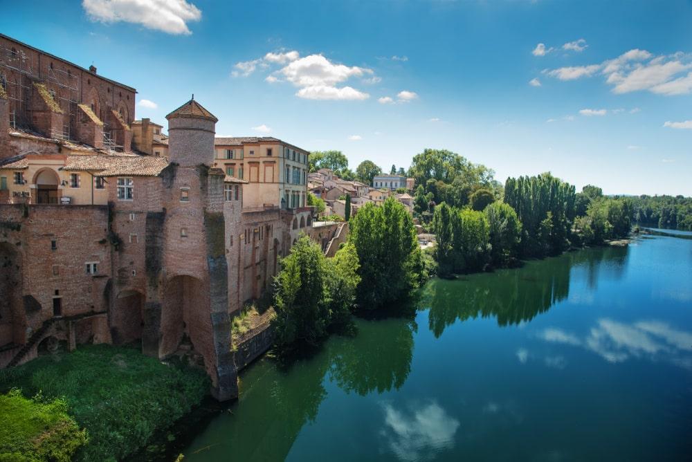 Gaillac dans le Tarn - week-end autour Toulouse