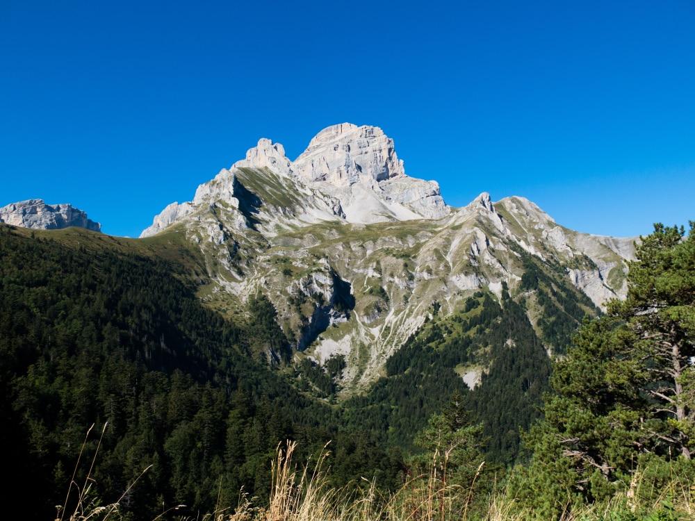 visiter Hautes-Alpes - Grande Tête de l'Obiou