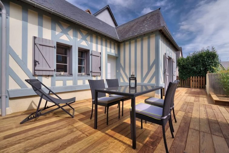 Maison Bleue Honfleur