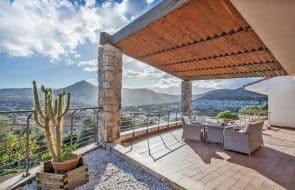 Villa Annonciade, villa contemporaine, vue mer et piscine