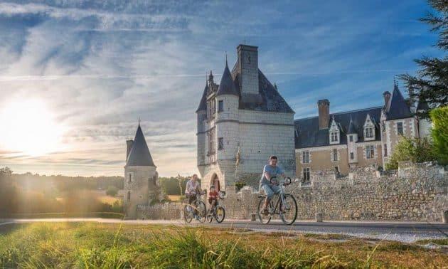 La petite reine à l'assaut des Châteaux méconnus de la Loire
