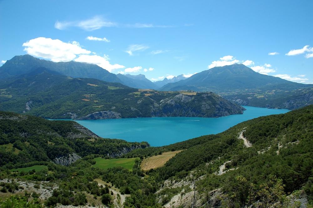 Lac Serre-Ponçon