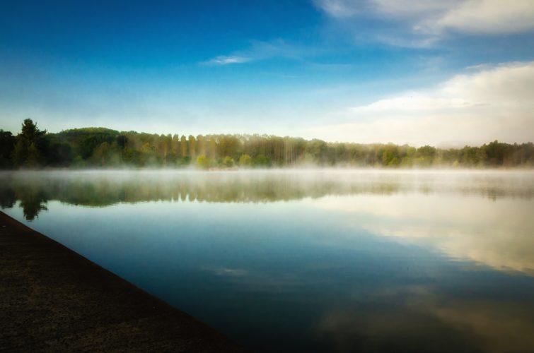 Lac d'Uby