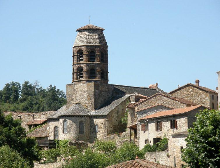 visiter Haute-Loire - Lavaudieu