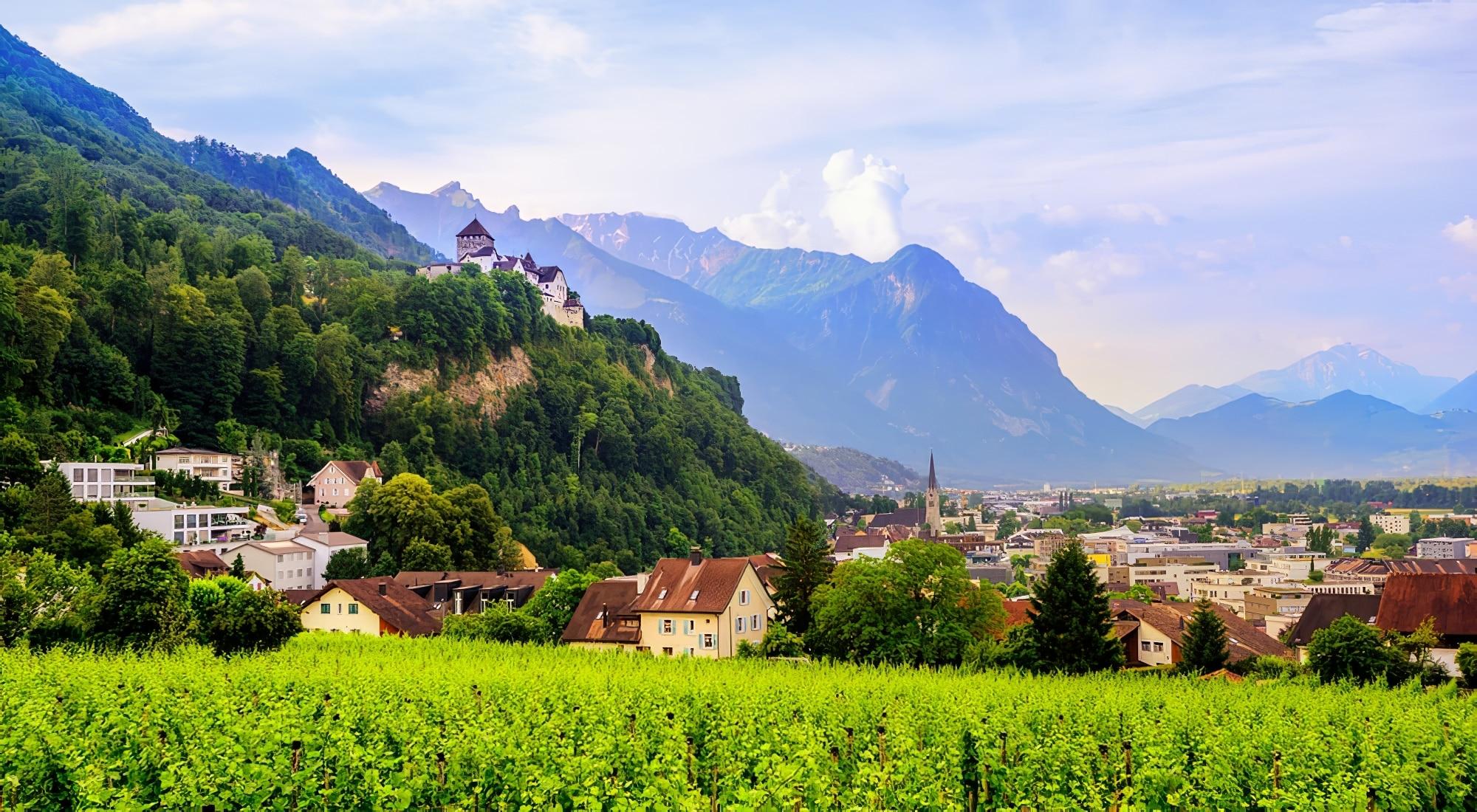 Le Liechtenstein trail, randonnée royale autour de la principauté